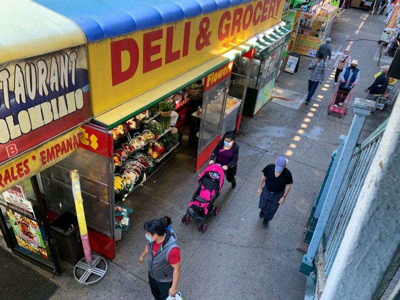 Alarma cierre negocios en Queens y Brooklyn
