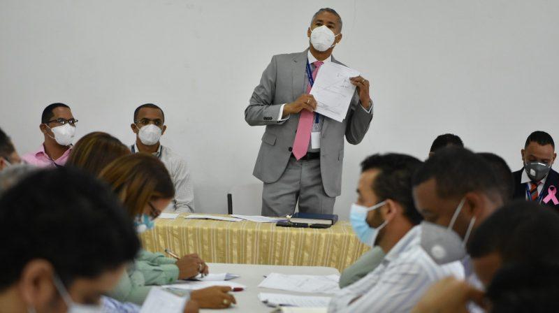 Edenorte pide a contratistas cumplir compromisos trabajo