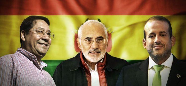Celebran hoy elecciones inéditas en Bolivia