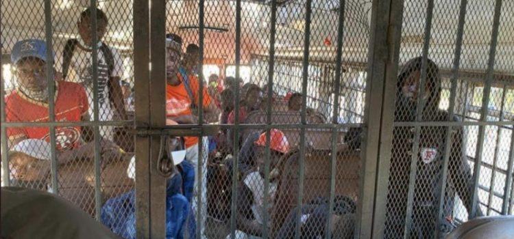 Detienen haitianos ilegales que fueron deportados