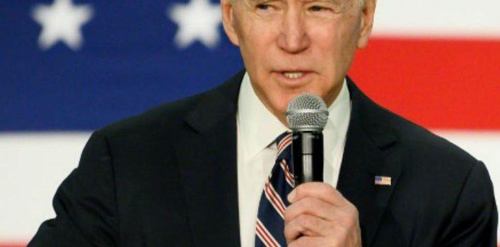 Joe Biden da negativo a prueba del COVID-19
