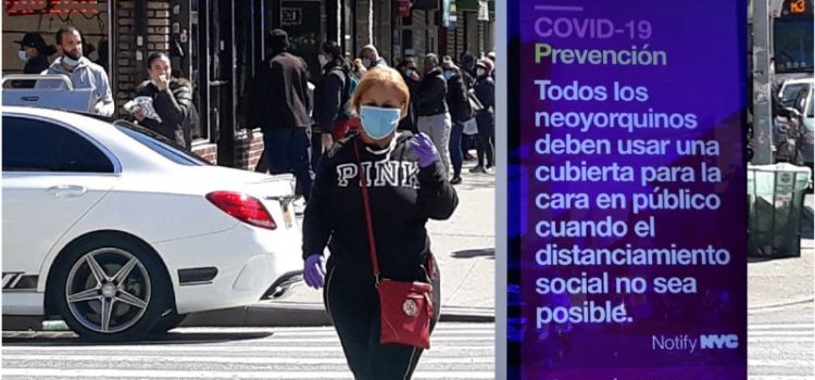 Preocupa rebrote covid-19 en Alto Manhattan