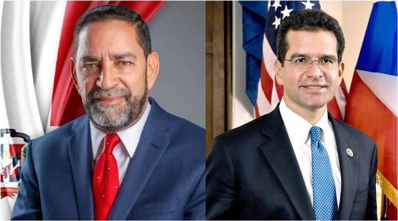 Reunión cónsul Jáquez y gobernador electo PR