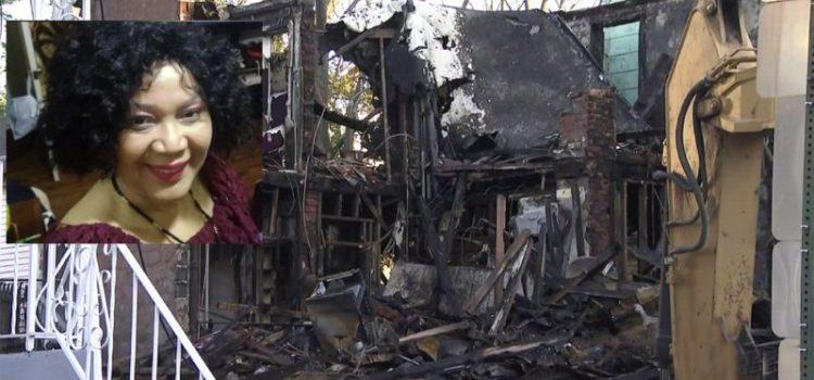 Dominicana intentó salvar hijo muere quemada