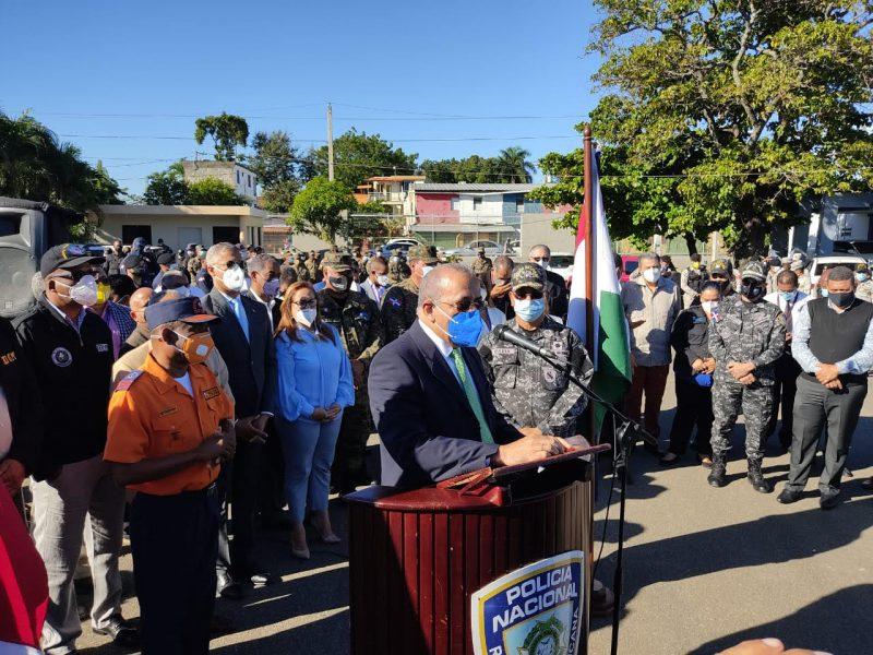Ministro SP alega Policía es inefectiva contra COVID-19