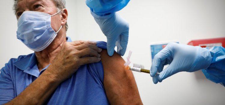 Vacuna en EE.UU. desde principios diciembre
