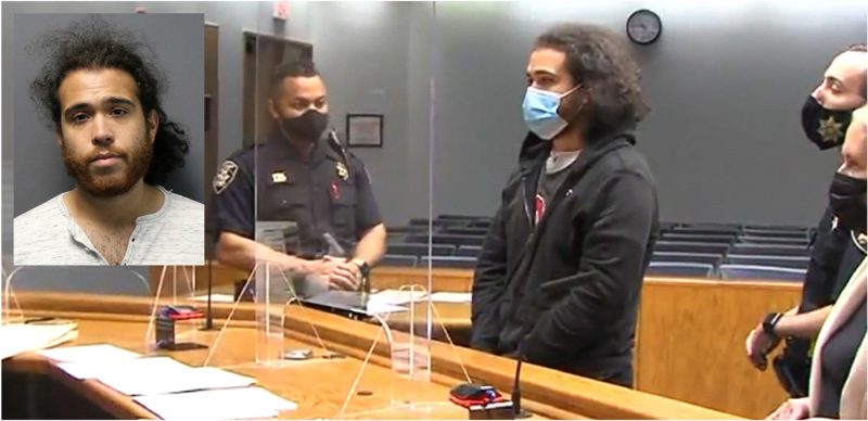 Acusan dominicano golpear hija de 2 meses