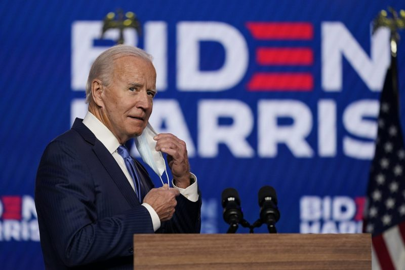 Biden prepara la transición y nombramientos