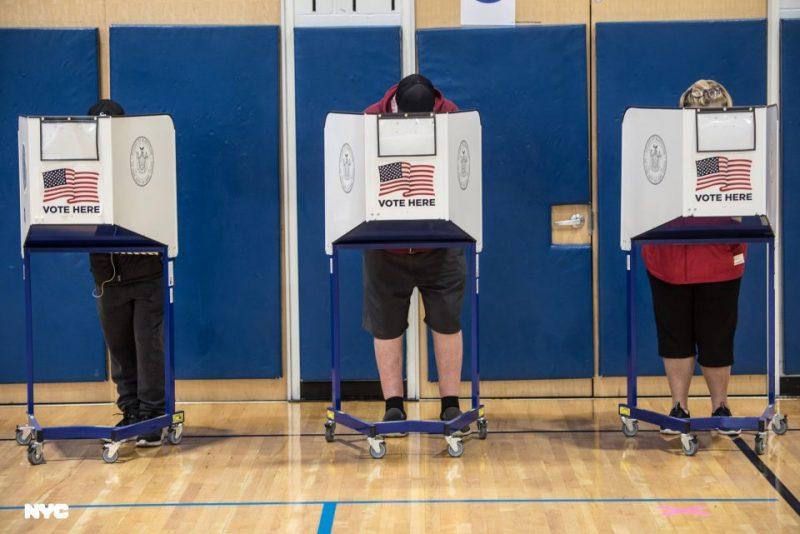 Perciben temor en ambiente electoral de NY