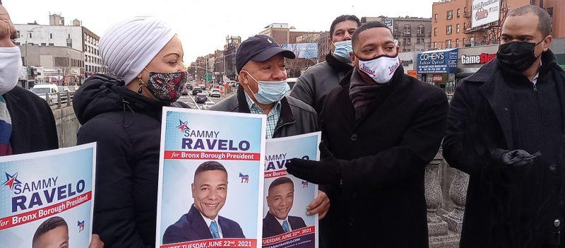 Dominicano aspira presidencia de El Bronx