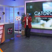 Bebeto Bernabé informa lleva programas al canal 14