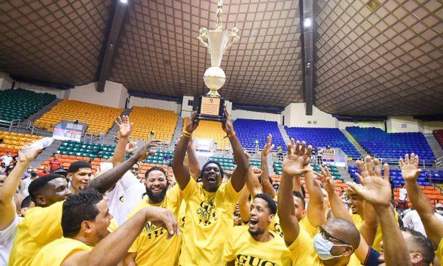 GUG es el campeón basket de Santiago