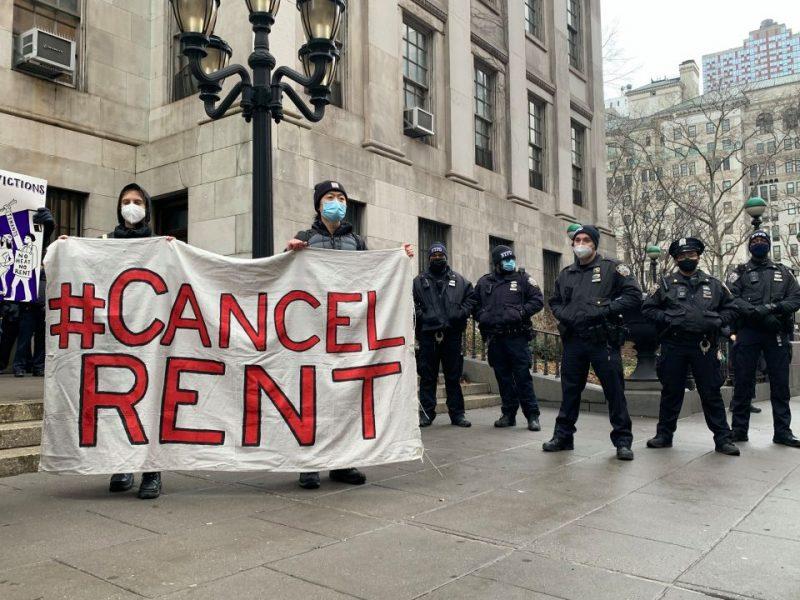 Siguen negociaciones buscan evitar desalojos de inquilinos