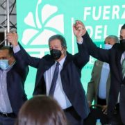 Diputado Félix Michell ahora en la Fuerza Pueblo