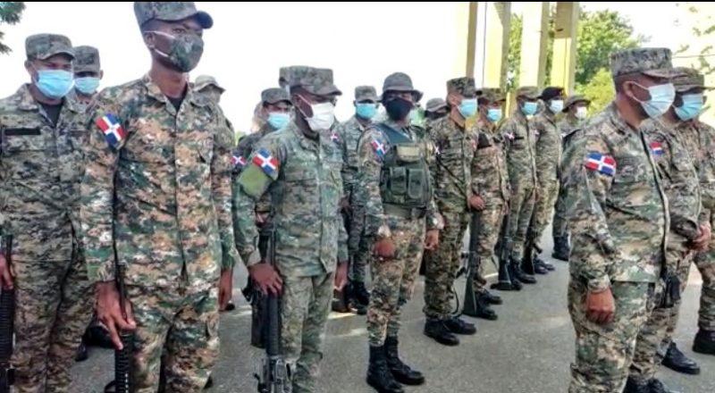 Calma persiste en frontera y llegan refuerzos militares
