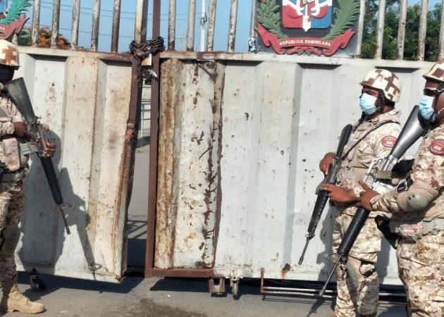 Prevalece la calma en frontera tras hechos ocurridos en Haití