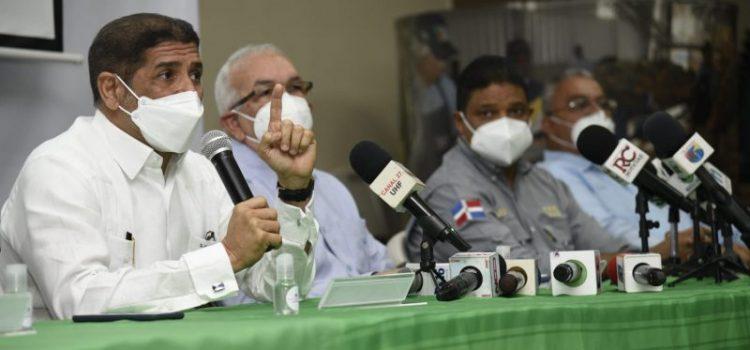 Autoridades detectan peste porcina en 11 provincias país