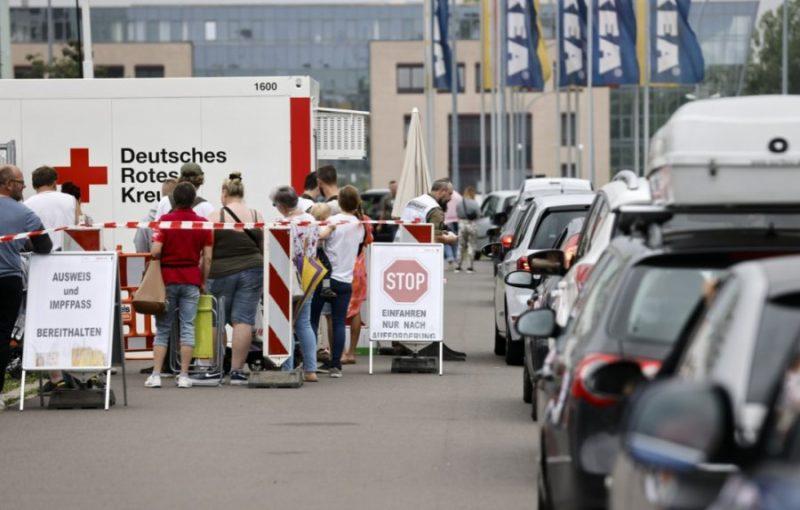 Pondrán en Alemania tercera dosis de vacuna
