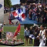 Sepultan restos sargento de origen dominicana