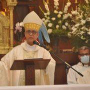 Obispo apoya lucha contra corrupción, lavado y narco