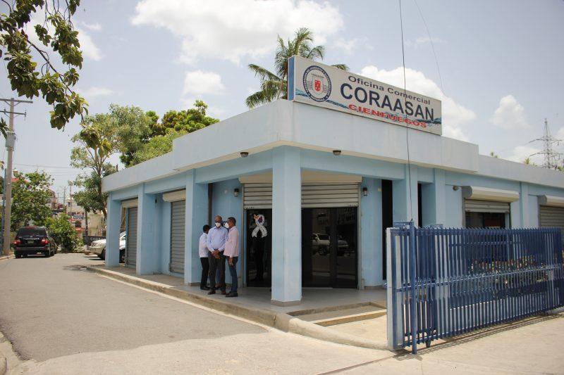 Coraasan da mantenimiento sistemas aguas Cienfuegos